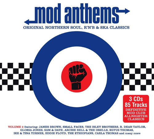 Coming soon: Mod Anthems 2 budget box set (Rhino)