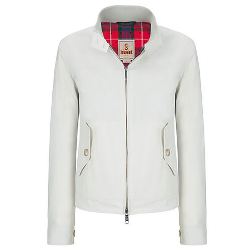 Baracuta G4 and G9 harrington jackets for women