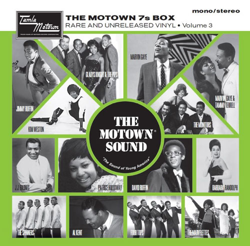 Coming soon: The Motown 7s Box Volume 3