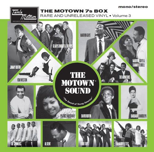 Coming soon: The Motown 7s Box Volume 3