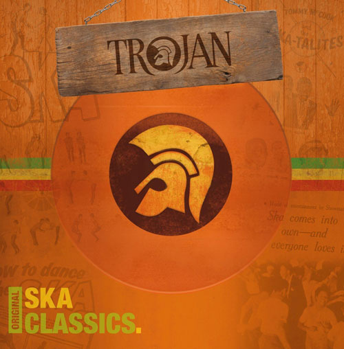 Trojan Original Ska Classics on heavyweight vinyl (Trojan)
