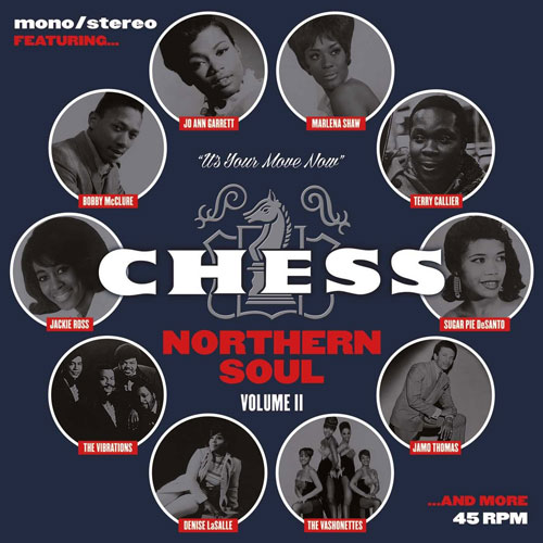 Coming soon: Chess Northern Soul Volume 2 7-inch box set