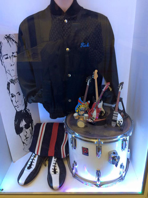 The Jam About The Young Idea exhibition in Liverpool