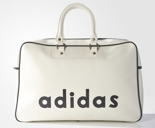 Vintage reissue: Adidas Archive Football Bag