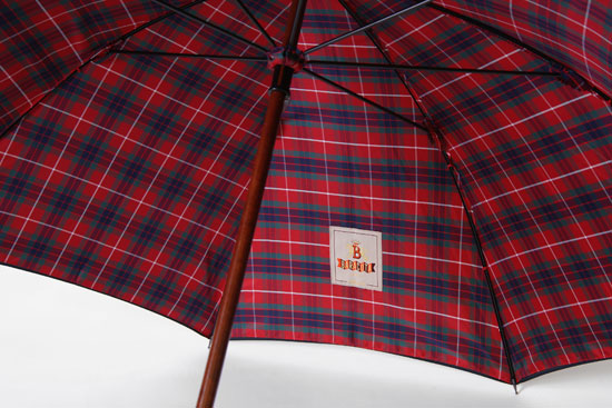 Baracuta x London Undercover limited edition umbrella