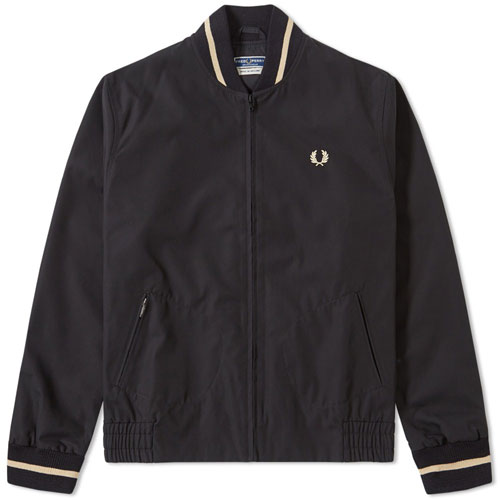 New colours: Fred Perry Reissues Made in England Bomber Jacket