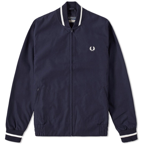 Fred Perry Reissues Made in England Bomber Jacket