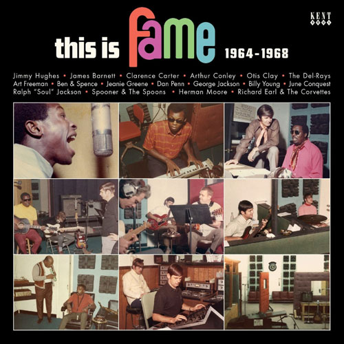 Coming soon: This Is Fame 1964 - 1968 vinyl-only compilation (Kent)