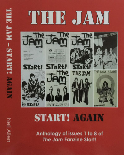 Coming soon: The Jam – Start! Again by Neil Allen