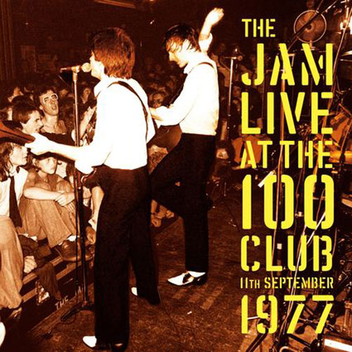 Vinyl release: The Jam Live At The 100 Club 1977