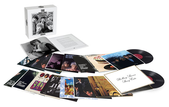 Coming soon: The Rolling Stones In Mono vinyl box set