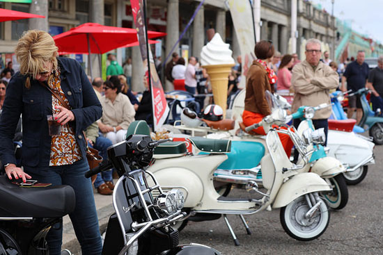 In pictures: Brighton Mod Weekender 2016 by Chris Wild