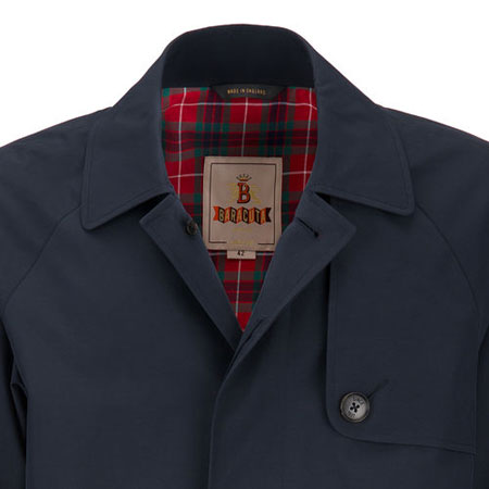 Baracuta reissues an archive G23 Ramsey coat for 50th anniversary
