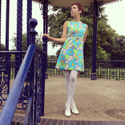 1960s-style dress range by Yesterday Vintage