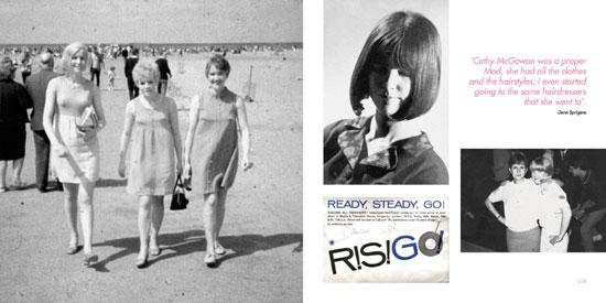 Ready Steady Girls book