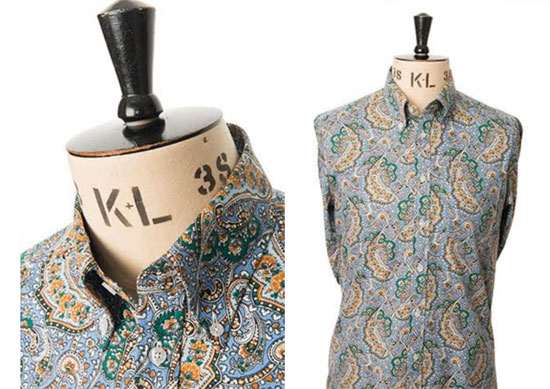 In pictures: Art Gallery autumn / winter 2016 shirt range