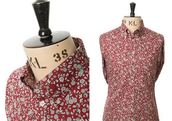 In pictures: Art Gallery autumn / winter 2016 shirt range