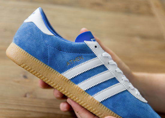 1960s classic returns: Adidas Athen trainers reissued as a Size? exclusive