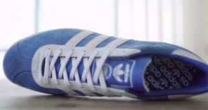 Adidas Athen trainers reissued as a Size? exclusive