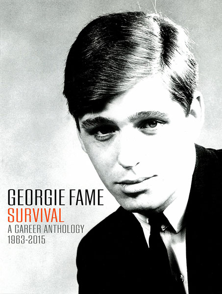 Coming soon: Georgie Fame - Survival Career Anthology Box set