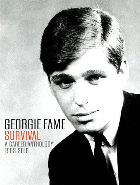 Coming soon: Georgie Fame - Survival Career Anthology Box set