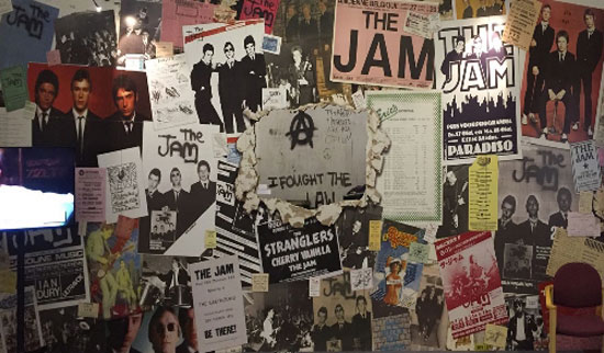 Catalogue for The Jam About The Young Idea auction now online