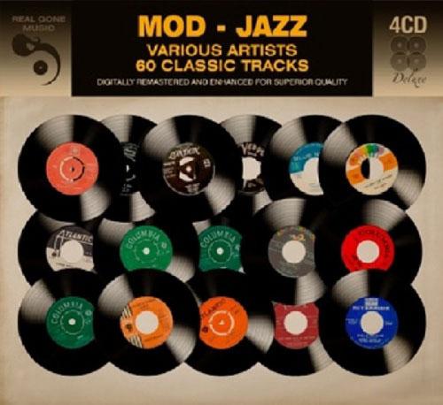 Budget collection: Mod Jazz four-CD box set