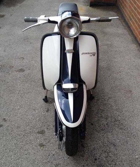 Ebay Watch 1963 Lambretta Tv 200 Gt