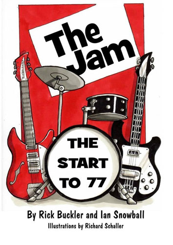 Kickstarter project: The Jam: The Start to 77 by Ian Snowball and Rick Buckler