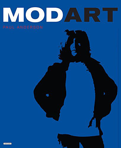 Paul Anderson's upcoming Mod Art book now on pre-order