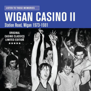 Coming soon: Wigan Casino 2 vinyl (Outta Sight)