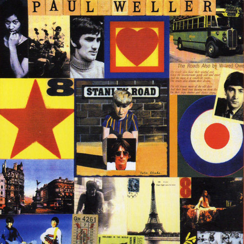 Paul Weller's Stanley Road and Heavy Soul confirmed for limited edition heavyweight vinyl reissues