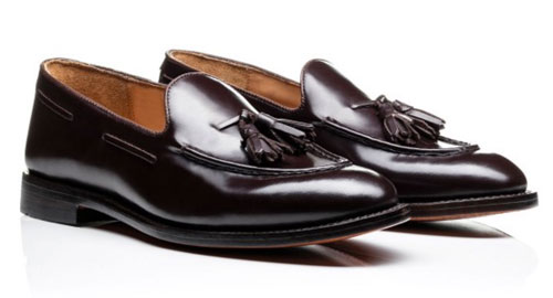 Sale now on at GH Bass - loafers discounted