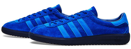 1970s Adidas Bermuda trainers gets a reissue in two colour options
