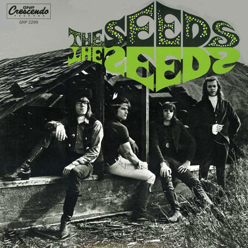 The Seeds debut album gets a 50th anniversary deluxe vinyl reissue