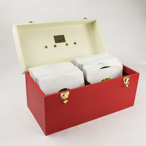 12. Jazzman introduces exclusive vintage-style 45 record boxes