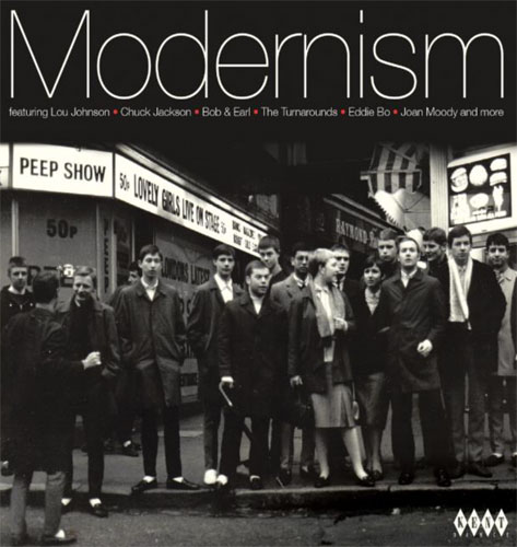 4. Various Artists – Modernism (Kent)