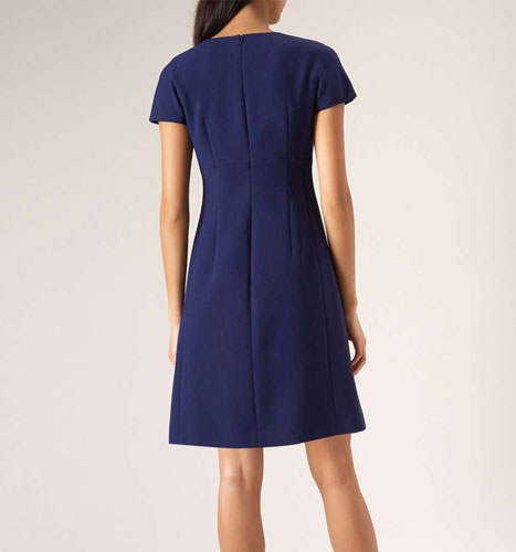 High street mod: 1960s-style July Dress at Hobbs