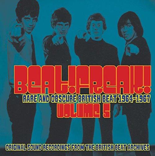Coming soon: Beatfreak Volume 5 compilation (Particles)