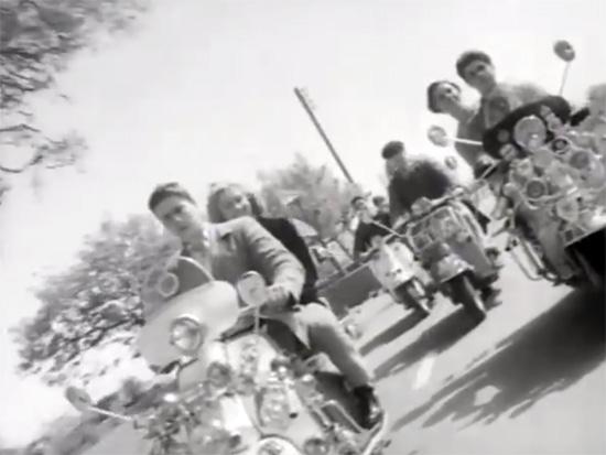 Watch it: Cadbury's 1966 mod-themed advert for the Picnic bar