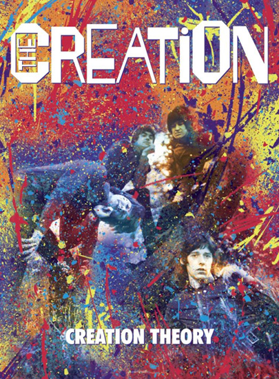 The Creation – Creation Theory five-disc box set in the Amazon Sale