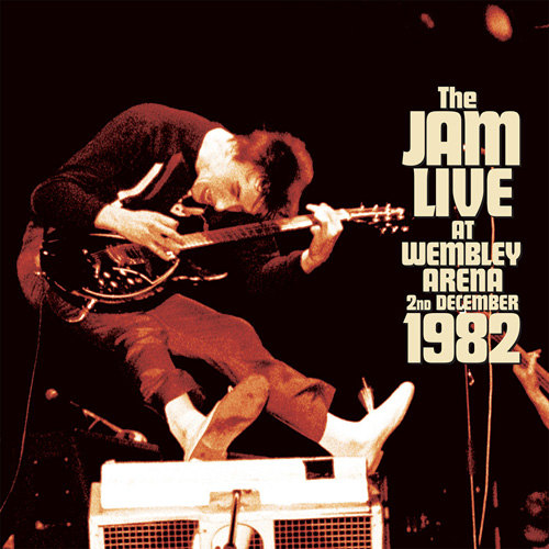 Now on pre-order: The Jam - Live At Wembley Arena 1982 vinyl