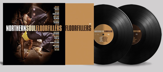 Coming soon: Northern Soul Floorfillers double heavyweight vinyl (Demon)