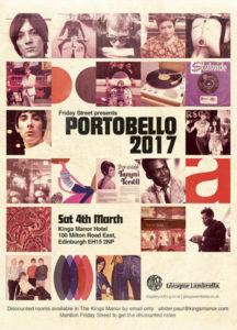 Friday Street Presents Portobello 2017 in Edinburgh