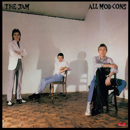 The Jam heavyweight vinyl reissues