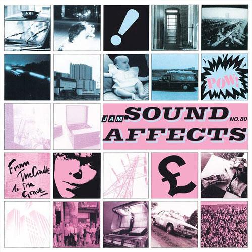 The Jam heavyweight vinyl reissues