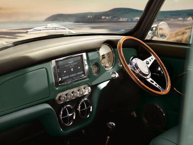 David Brown Automotive brings back the Classic Mini