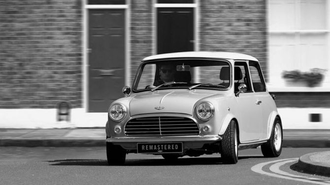 David Brown Automotive brings back the Classic Mini