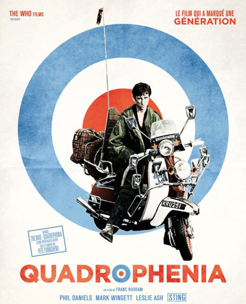 Outdoor screening of Quadrophenia in Northamptonshire