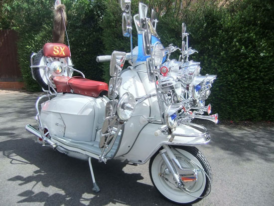 eBay watch: 1967 Lambretta SX200 scooter